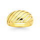 9ct Wave Ring