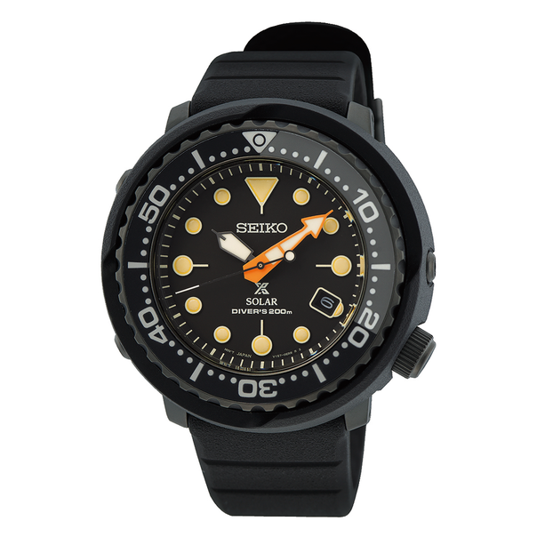 Seiko Men's Prospex Solar Watch