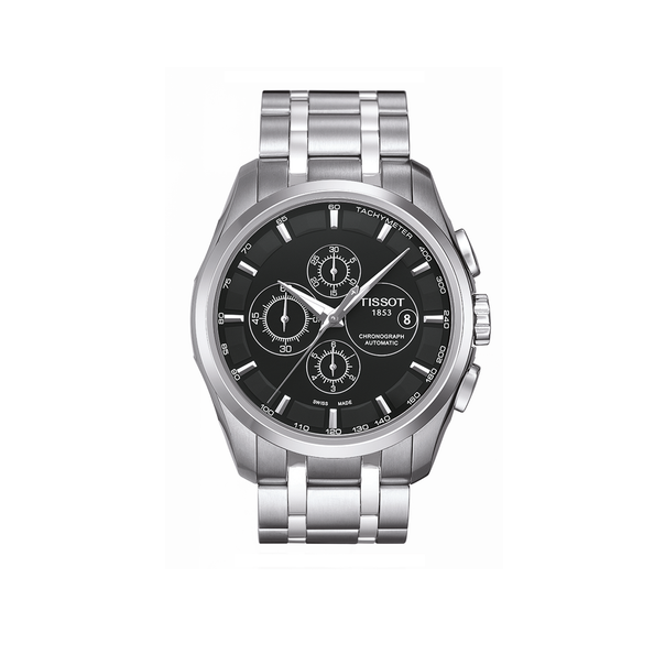 Tissot Gents Couturier Automatic Chronograph Watch